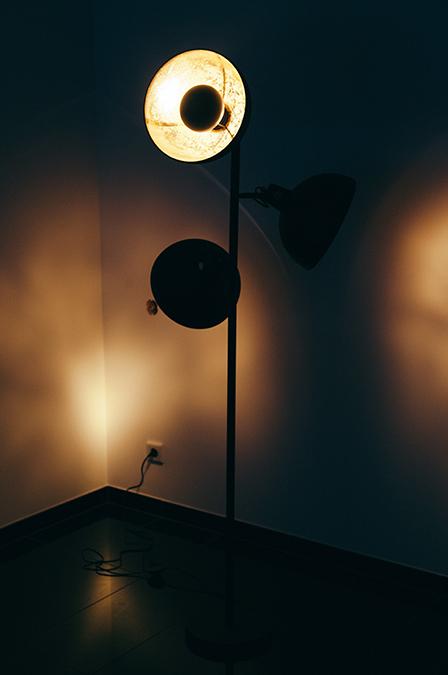 lumizil Stehlampe