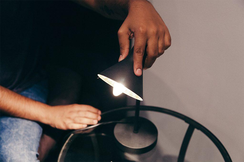 lumizil Tischlampe